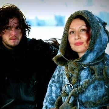 Jon Snow Burcu Bilgin