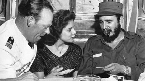 Fidel-Castro-Marita-Lorenz