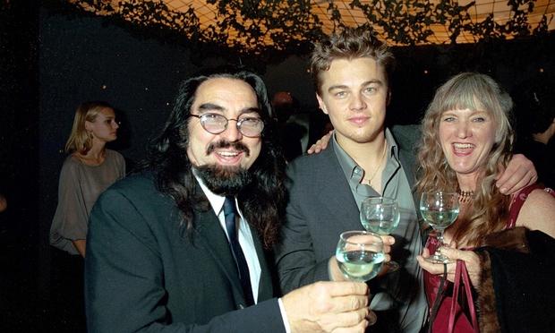 Leonardo-dicaprio-anne-babası