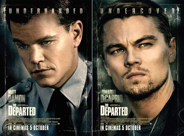 The-Departed-Leonardo-Dicaprio-Matt- Damon