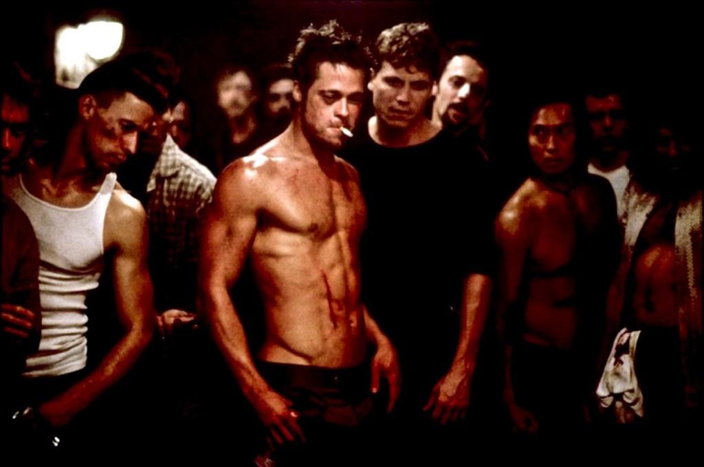 Dövüş Kulübü-Fight Club Brad Pitt
