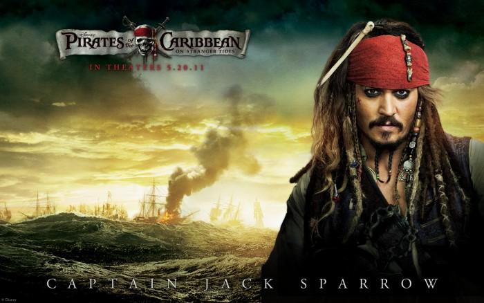 Johnny Depp Karayip Korsanları