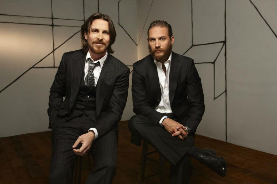 Tom Hardy-christian Bale