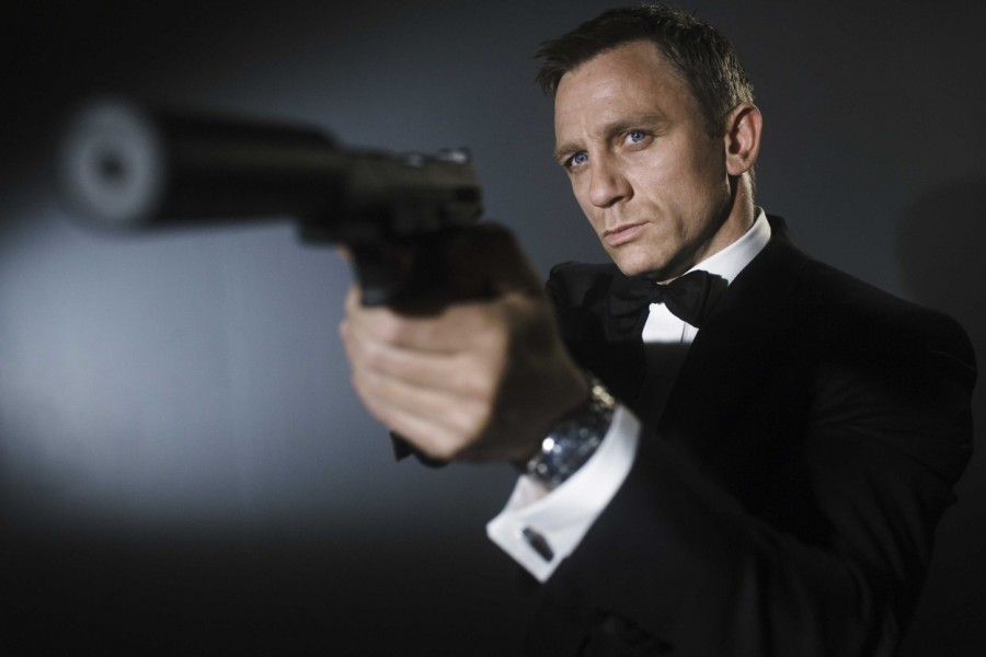 Daniel Craig, James Bond-Casino Royale