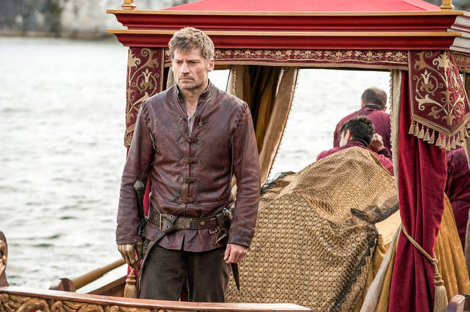 Jaime Lannister Game of Thrones 6. sezon