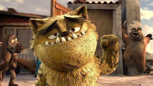 Kötü Kedi Şerafettin film