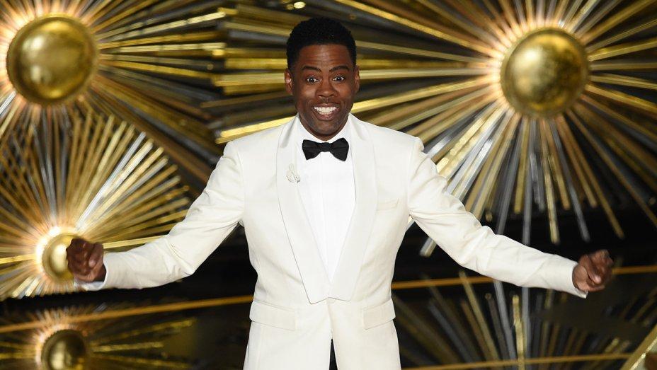 Oscar sunucusu Chris Rock