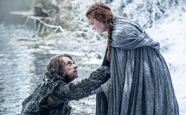 Game of Thrones 6. sezon Theon ve Sansa