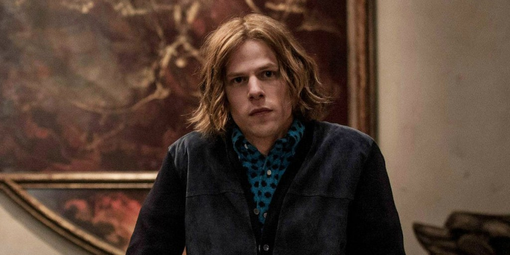 Jesse Eisenberg, Batman v Superman: Adaletin Şafağı filminde Lex Luthor