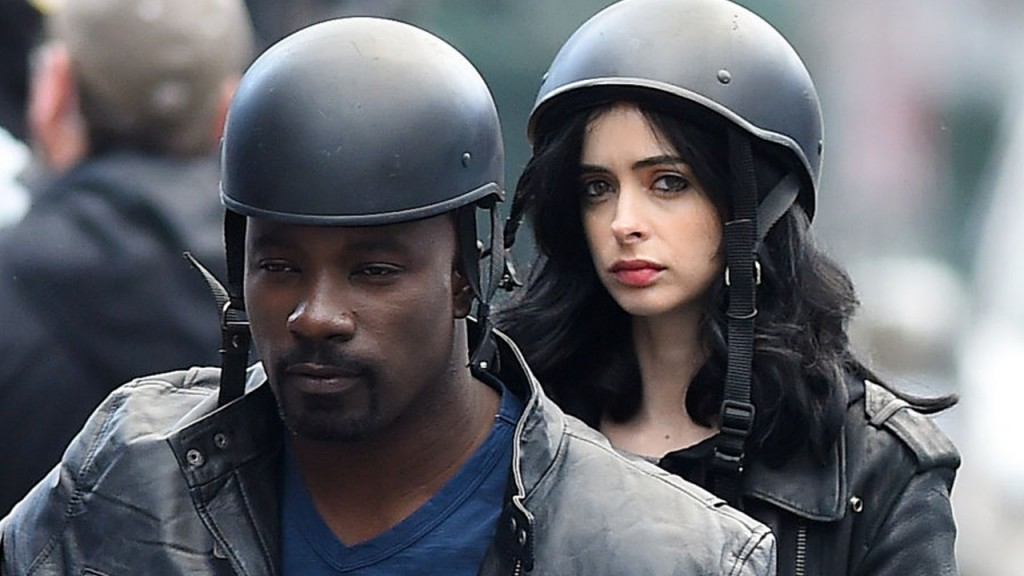 Luke Cage ve Jessica Jones