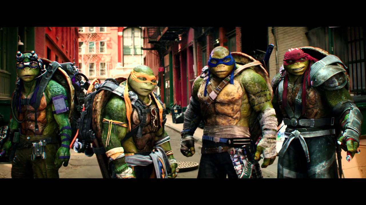 Teenage Mutant Ninja Turtles yeni film