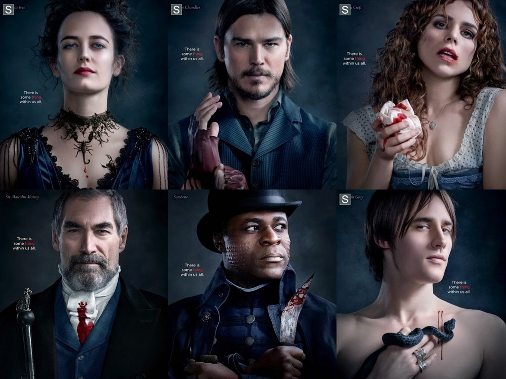 Penny Dreadful karakterleri