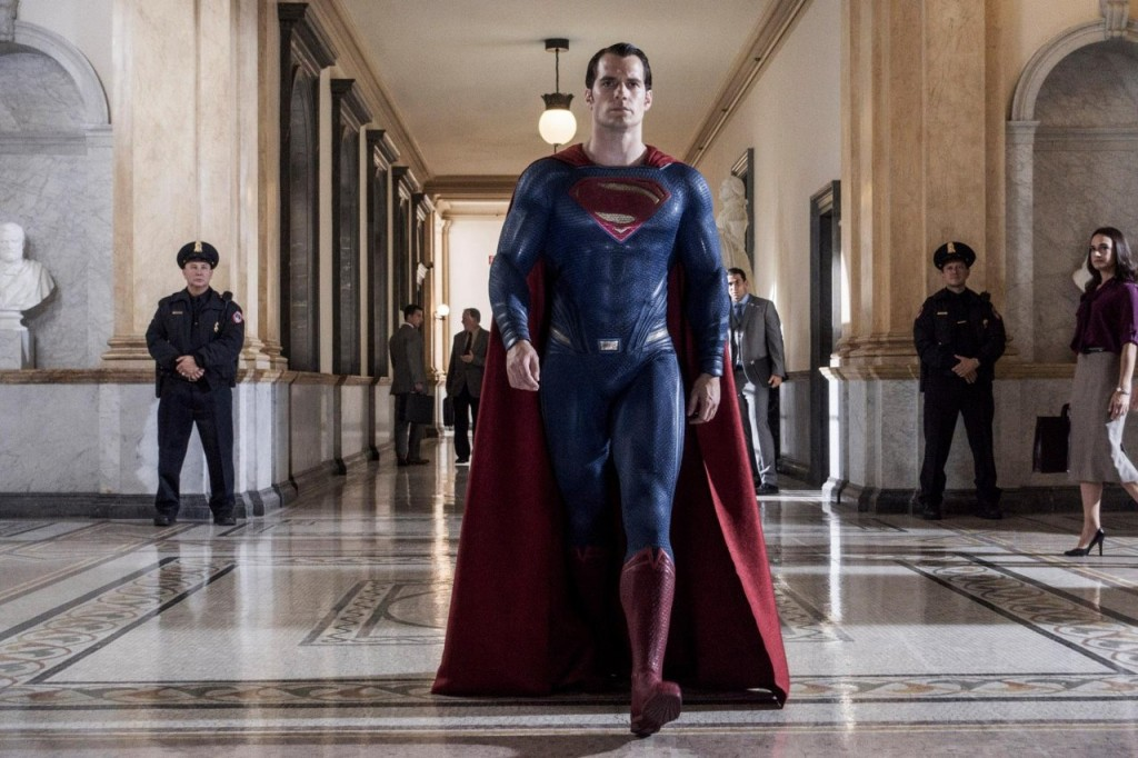 Batman v Superman kamera arkası