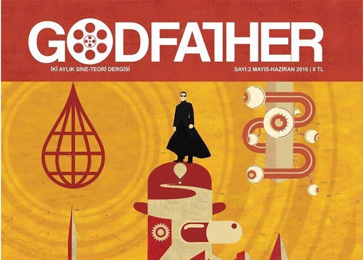 Godfather sinema dergisi