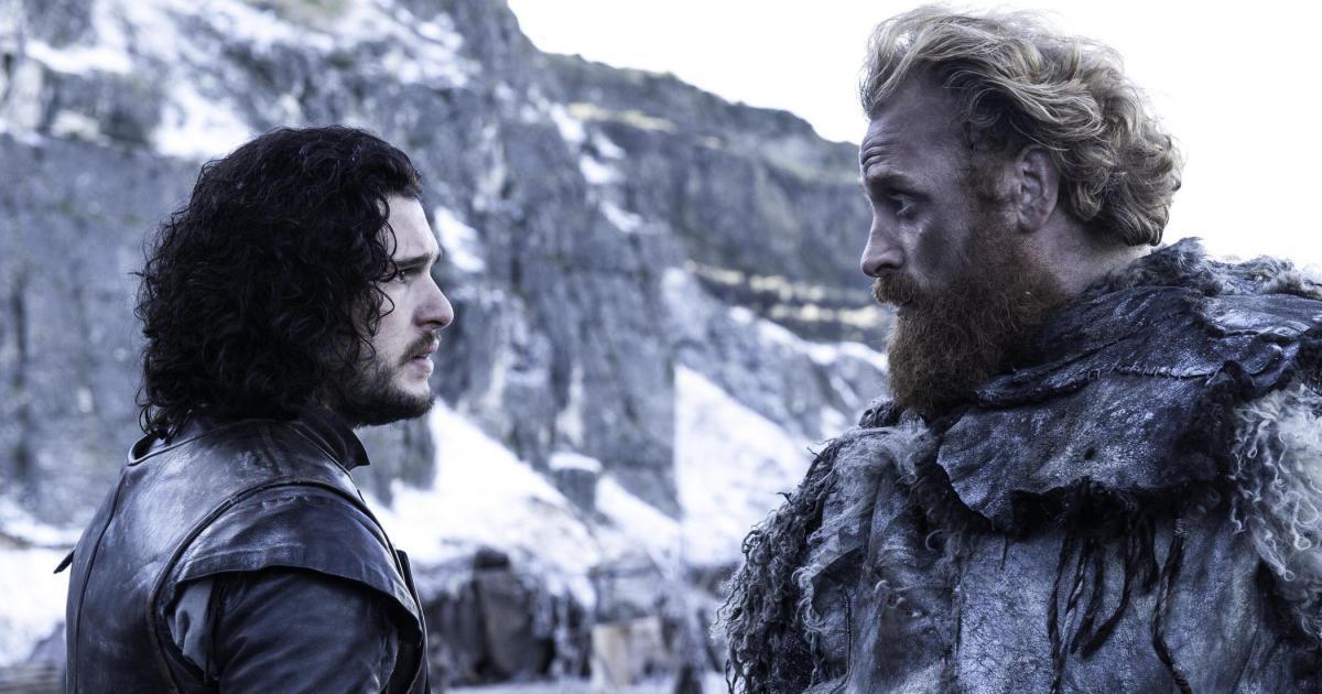 Jon Snow Tormund
