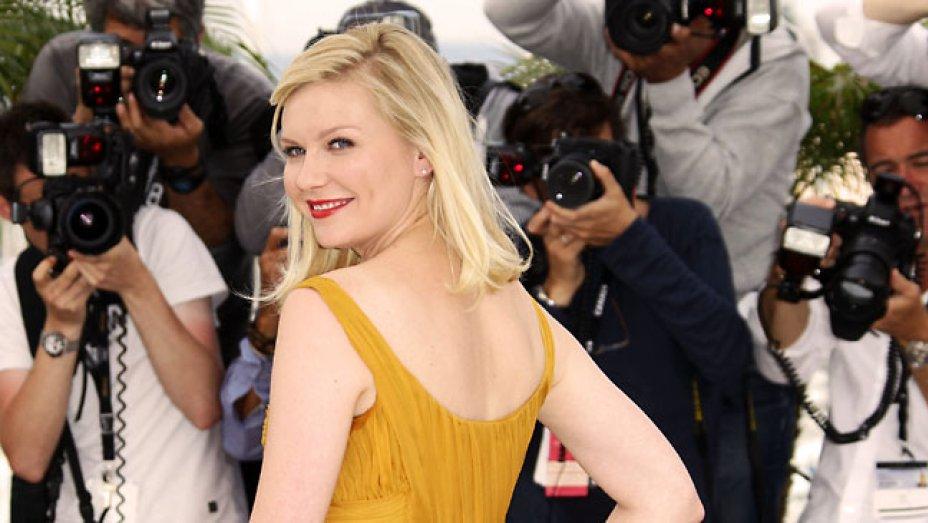 Kirsten Dunst Cannes Film Festivali