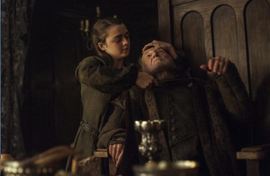 Walder Frey ölümü