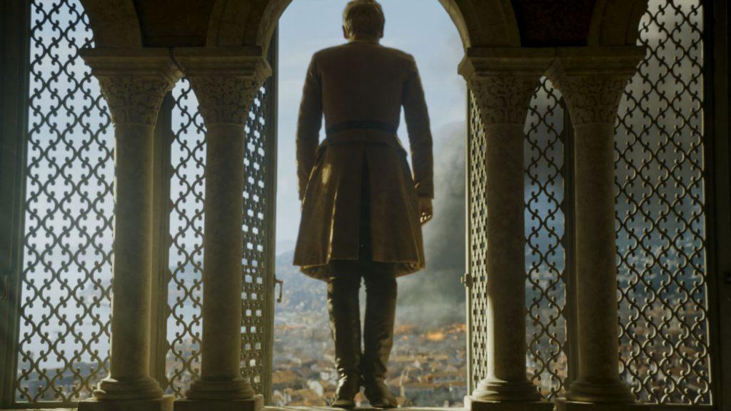 Tommen intiharı Game of Thrones
