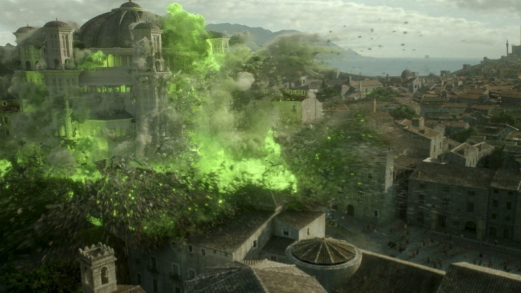 Wildfire Game of Thrones