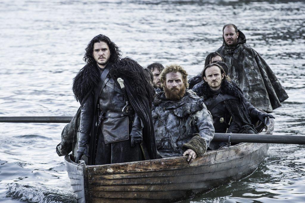 Jon Snow Tormund Long Night