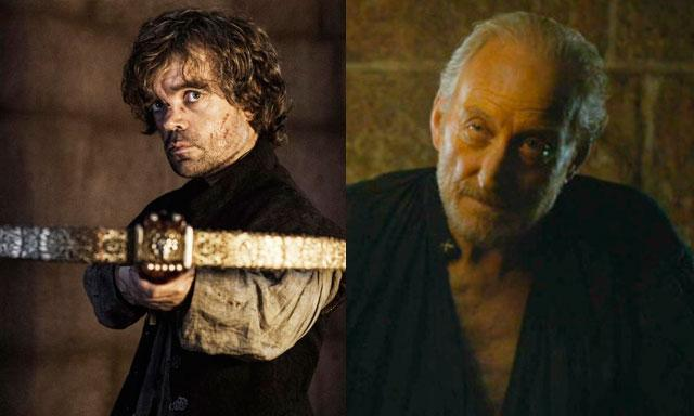 Tywin Tyrion Lannister Game of Thrones