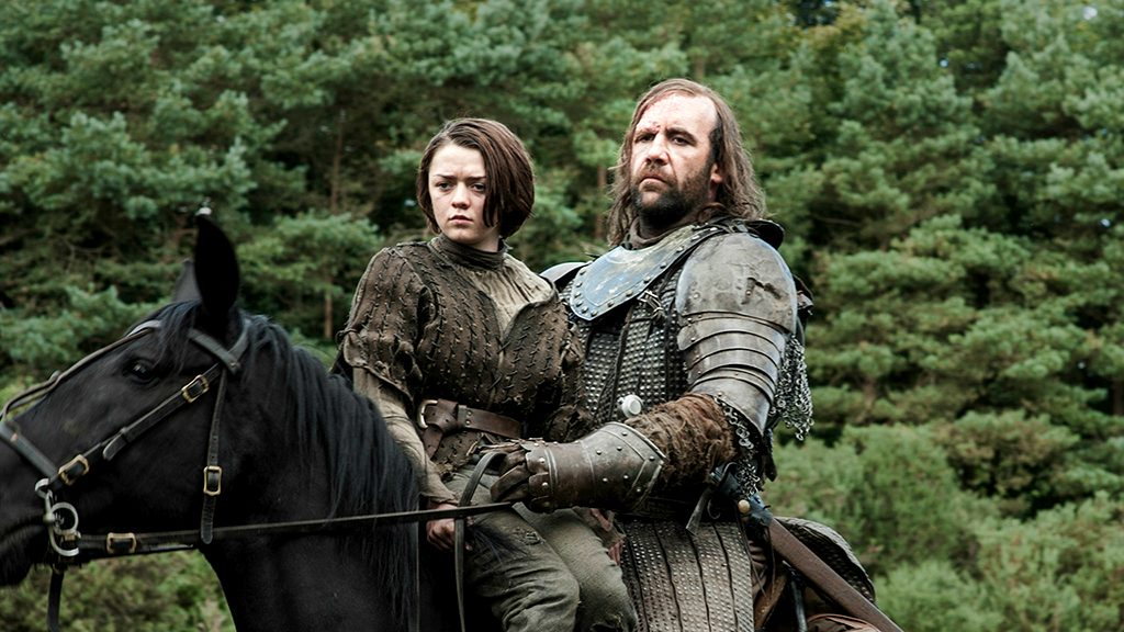 Arya The Hound