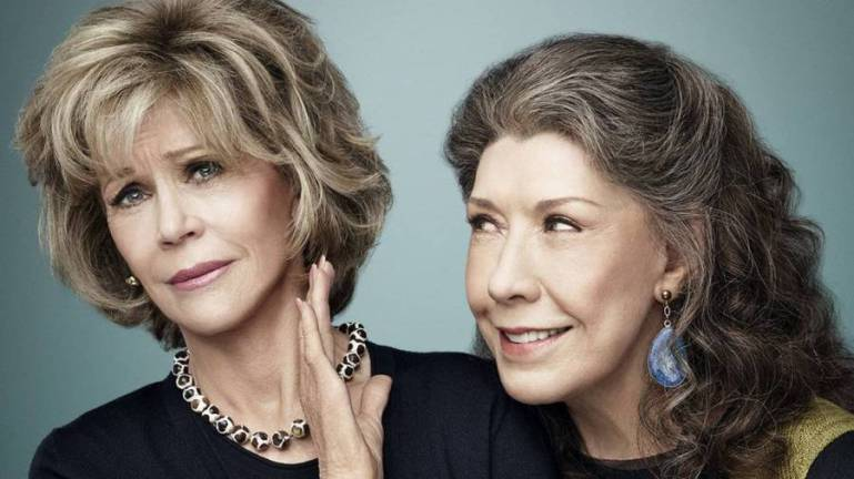 Lily Tomlin Grace and Frankie