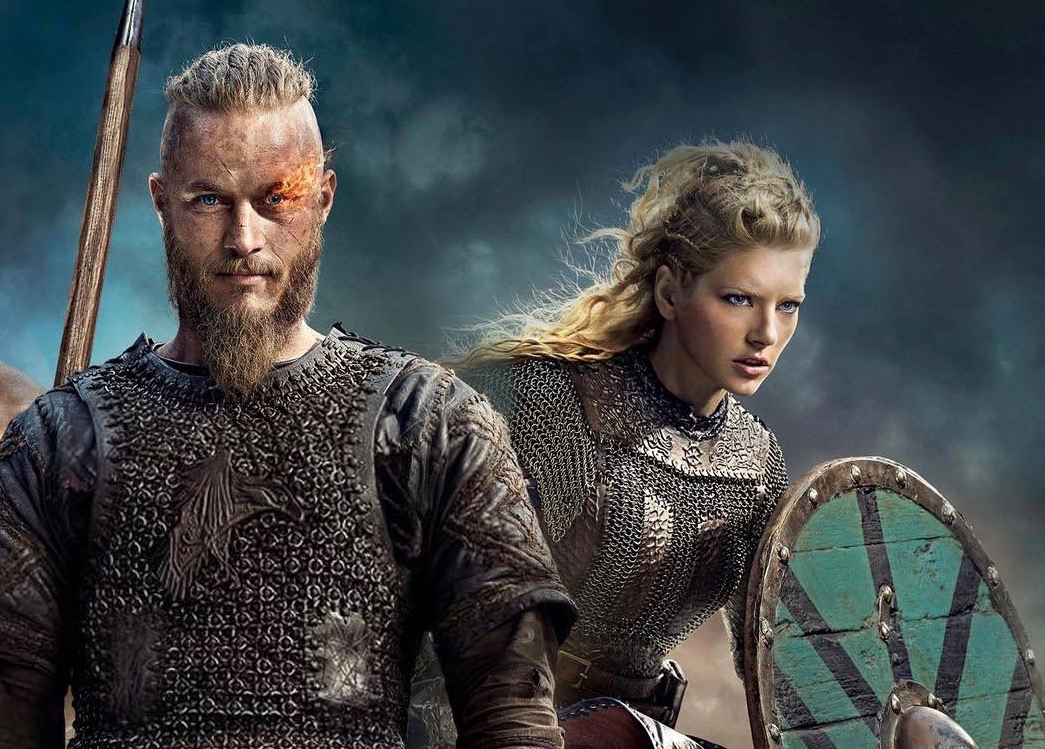 Ragnar Lagertha Vikings
