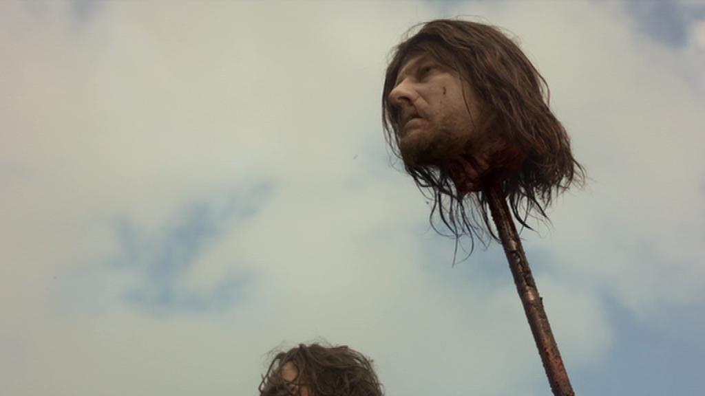 Ned Stark kafası