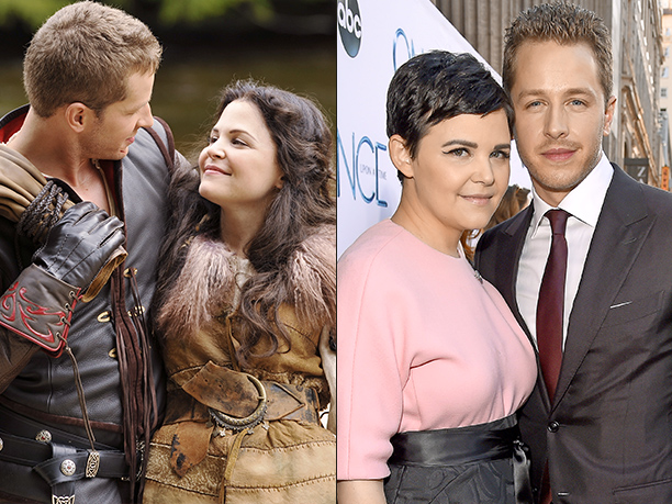 Josh Dallas Ginnifer Goodwin