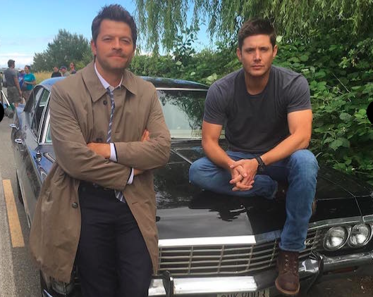 Supernatural set