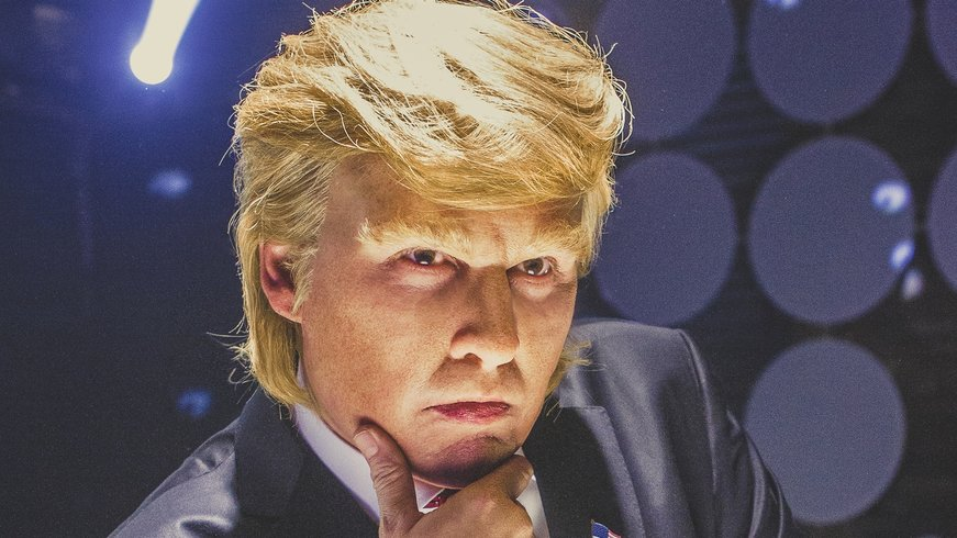 Donald Trump Johnny Depp