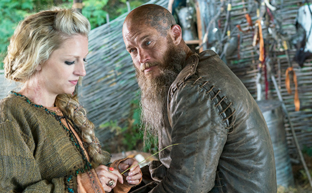 Ragnar Helga Vikings