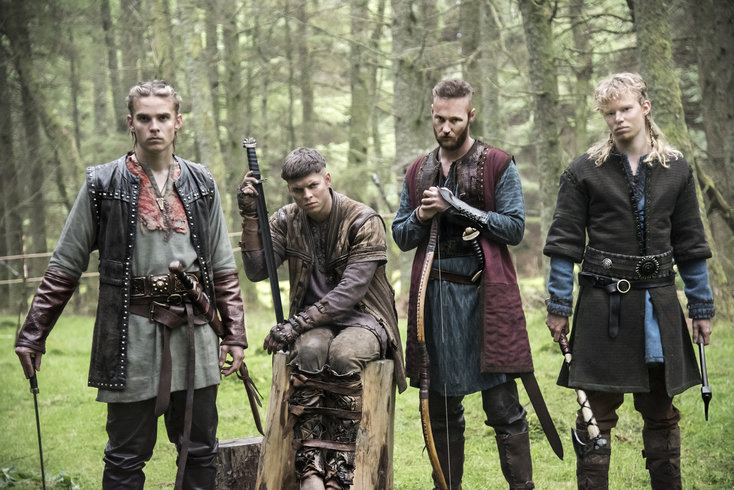 Vikings 4. sezon 2. yarı