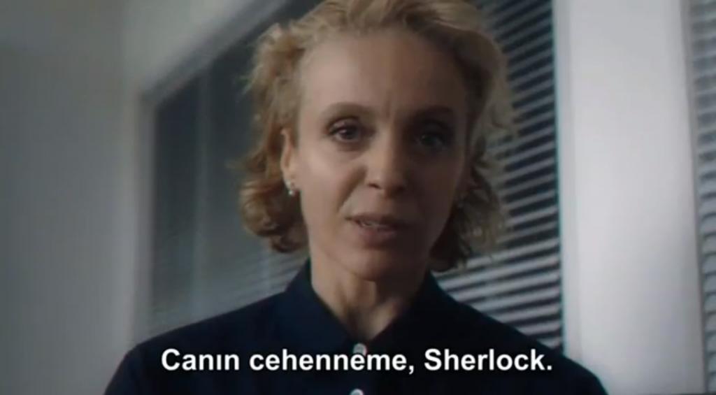 Sherlock Mary
