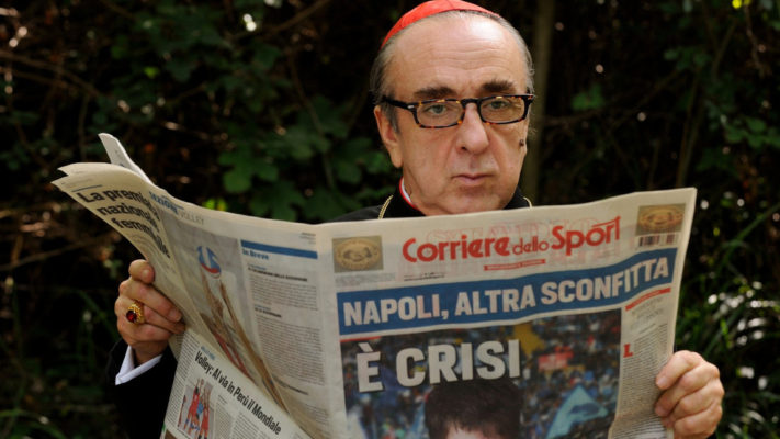 Silvio Orlando The Young Pope