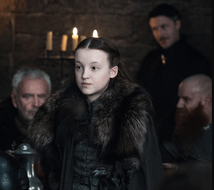 Lyanna Mormont Game of Thrones