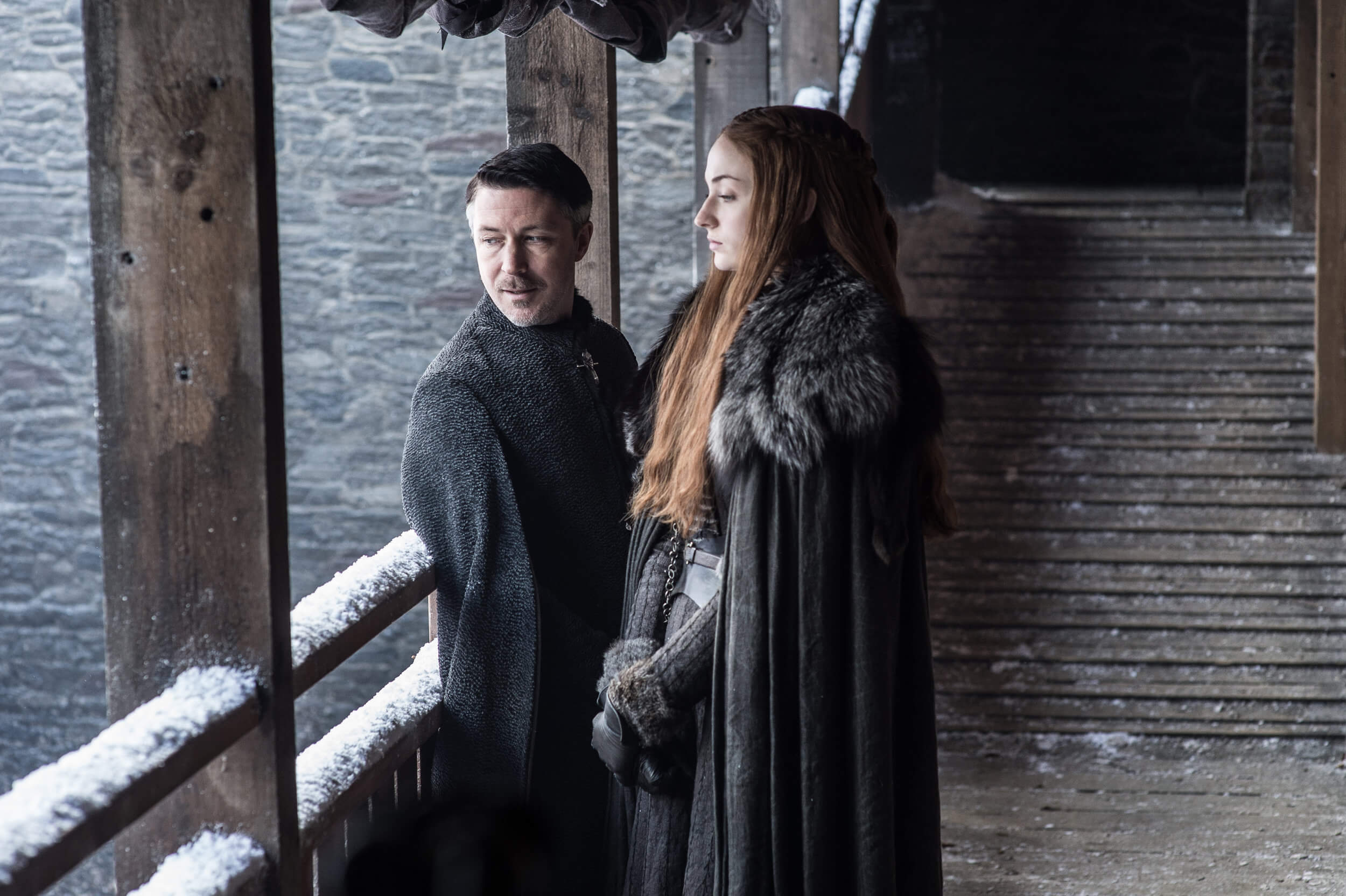 Sansa Littlefinger Game of Thrones