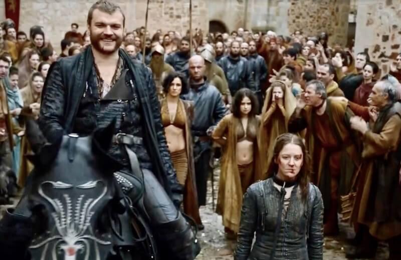 Euron Yara Greyjoy Game of Thrones