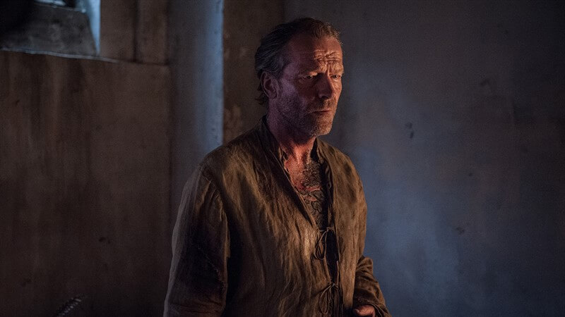 Jorah Mormont Game of Thrones