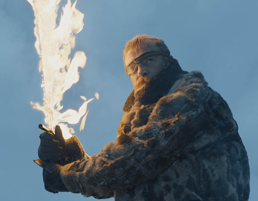 Beric Dondarrion Game of Thrones