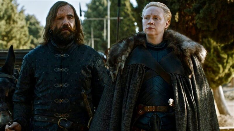 Brienne The Hound Game of Thrones