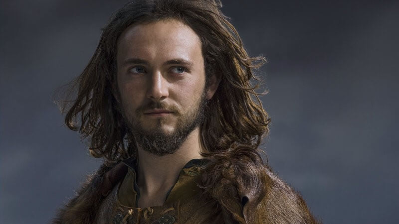 George Blagden Athelstan Vikings