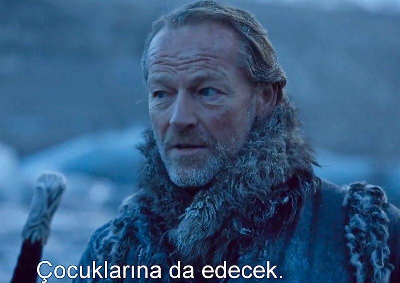 Jorah Mormont Game of Thrones