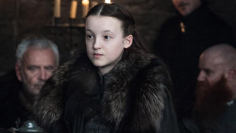 Lyanna Mormont Game of Thrones