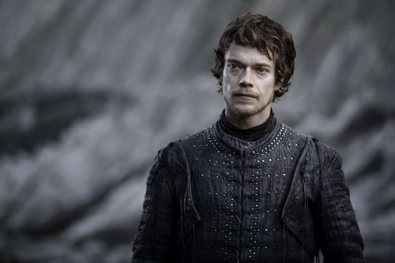 Theon Greyjoy Game of Thrones