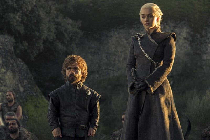 Tyrion Lannister Daenerys Targaryen Game of Thrones