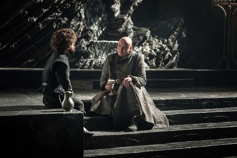 Lord Varys Tyrion Lannister Game of Thrones