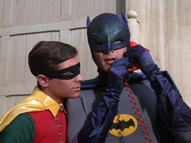 Batman phone telefon