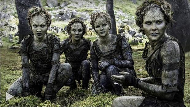Ormanın Çocukları Game of Thrones